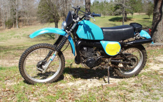 1978 YAMAHA IT 400