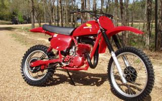 1978 HONDA CR250R