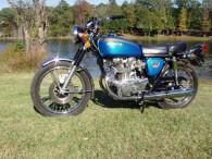 1973 HONDA CB450