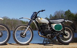 1974 HONDA CR250 ELSINORE
