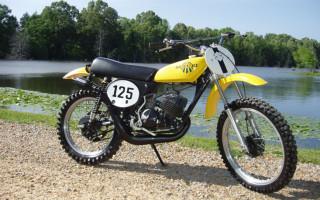 1975 SUZUKI TM125
