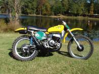 1975 SUZUKI TM250