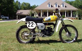 1977 HUSQVARMA CR125
