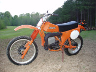 1978 CAN AM MX250