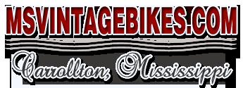 Ms Vintage Bikes - McCarley, MS