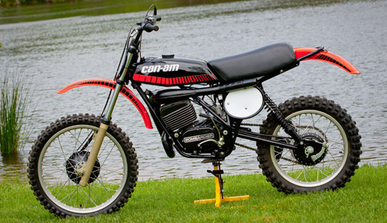 1977 CAN AM 250 MX3