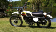 1977 CAN AM 250TNT